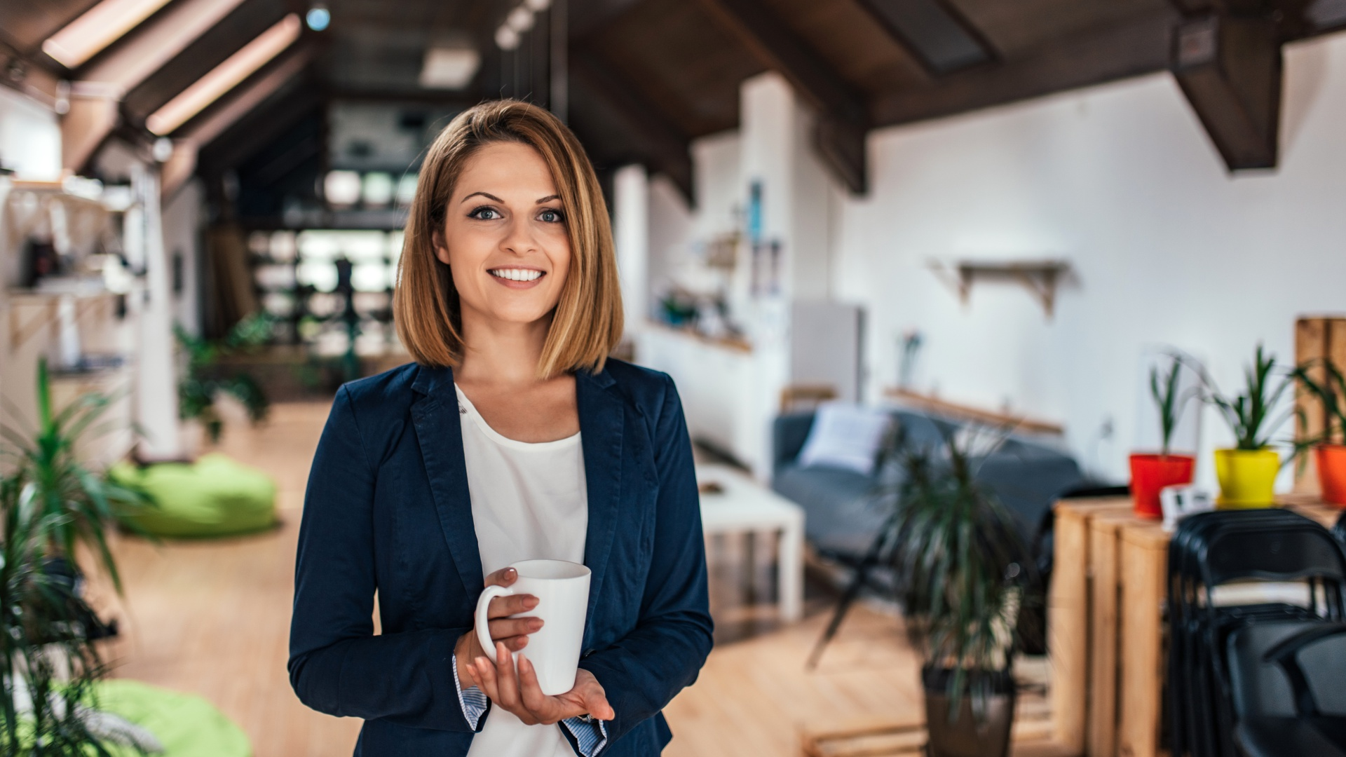 Om antreprenor cauta femeie)