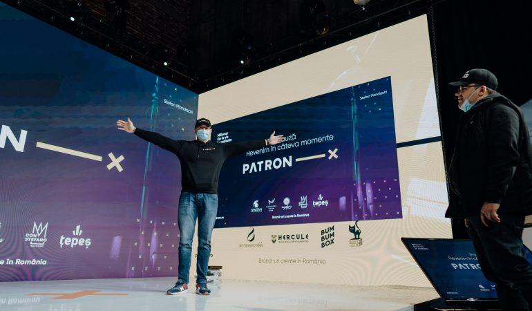 forum educațional Patron-X