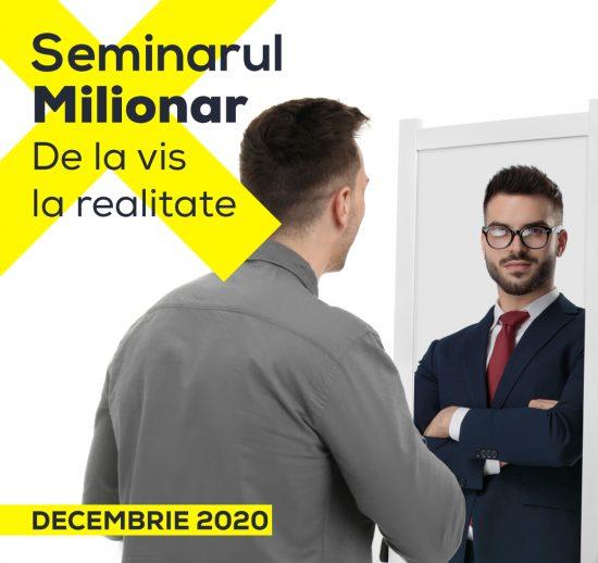 Seminarul Milionar - de la vis la realitate
